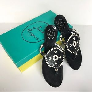 Jack Rogers Georgia Jelly Sandals